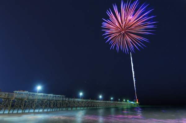 City of North Myrtle Beach cancels 4th of July fireworks