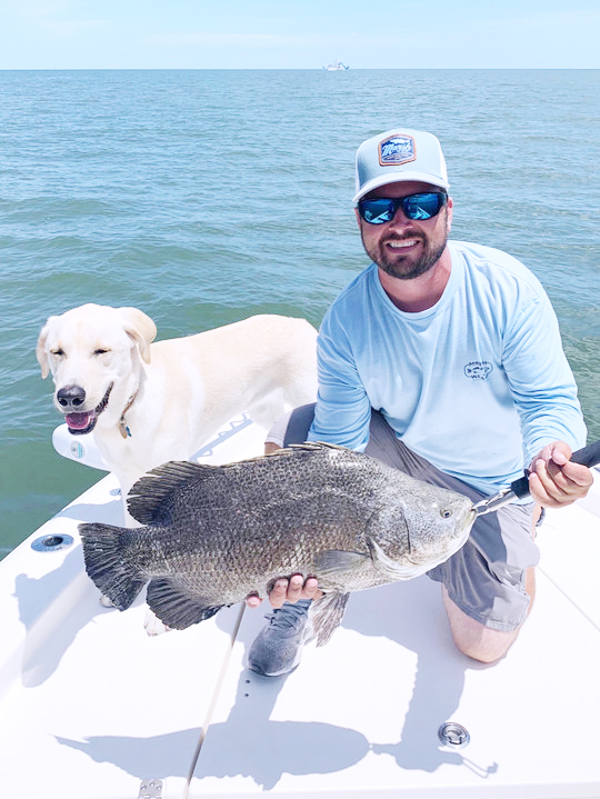 Limits set for spadefish, tripletail