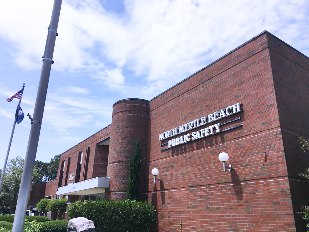 City of North Myrtle Beach buildings reopen to the public