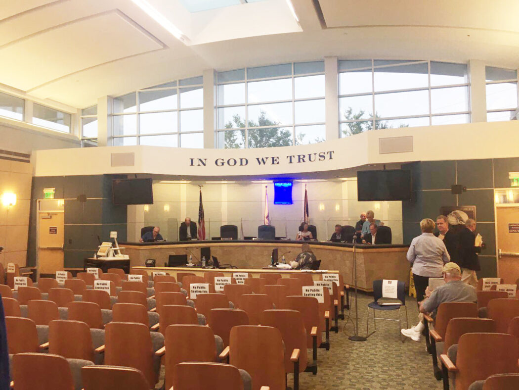NMB City Council approves amended budget, property tax increase