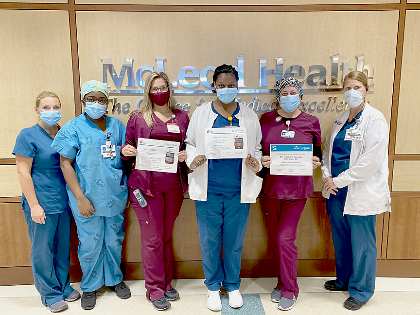 McLeod Health honored with awards