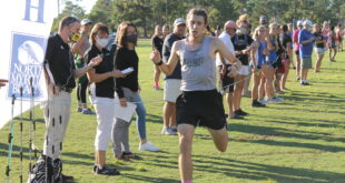 Jacob Koontz tops all runners at Horry County Cross Country Championships
