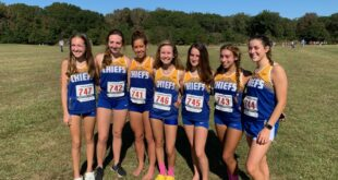 Chiefs girls cross country team wins 6AAAA championship