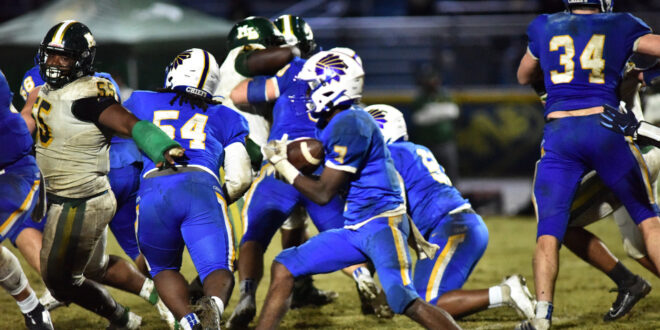 Chiefs win Lower State Championship against rivals Myrtle Beach