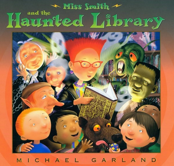 miss smith and the haunted gallery