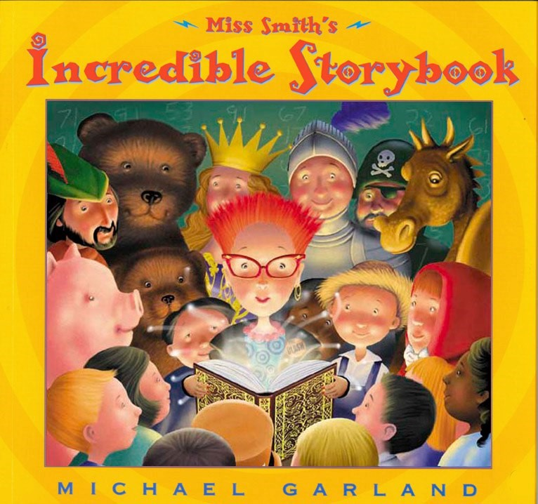 miss smith and the incredible stoybook