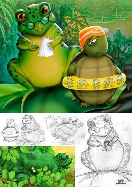Dr. Frog