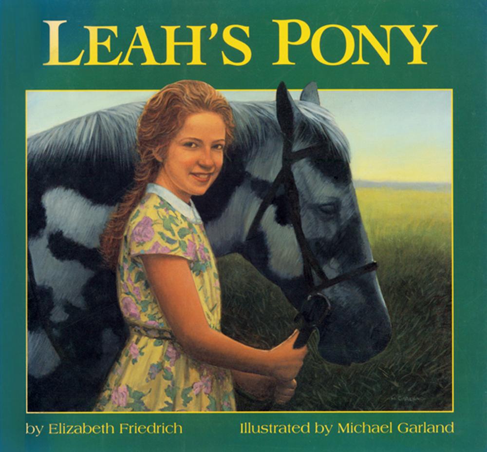 Leah's PonyCvr