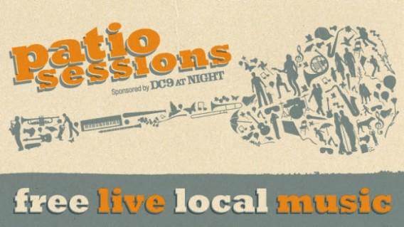 Fall Patio Sessions logo
