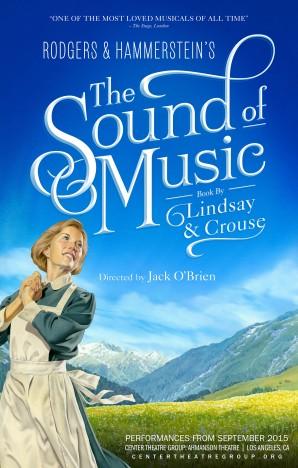 THE SOUND OF MUSIC KeyArt