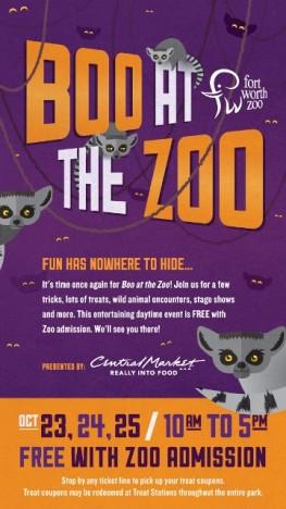 Boo at FW Zoo15