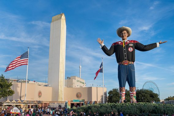 Big Tex 2018 State Fair of Texas