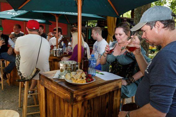 Scarborough Faire Beer-Tasting-Event