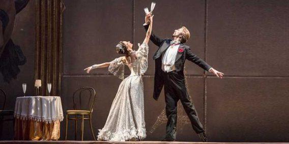 The Merry Widow Ballet
