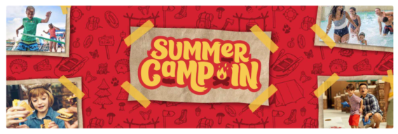 Summer Camp-In at Great Wolf Lodge