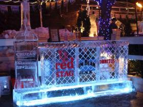 Ice Bars for Product Branding