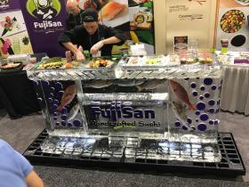 Fujisan Sushi bar '18