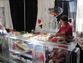 Sushi Bar for Reinhart food show