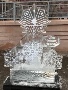 3 block snowflake demo
