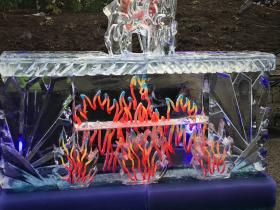 Fire and Ice Bar
