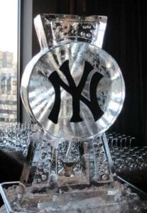 NewYork Yankees Ice Drink Luge
