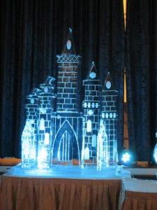 Cinderella's Castle 70 tall x 45 wide