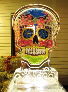 Day of the Dead in many colors