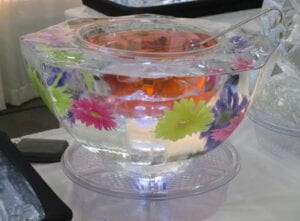 Gerber Daisey Punch Bowl