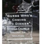 ice sign Donald Chapelle
