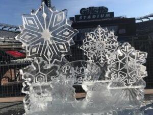 Snow flake demo 5 block