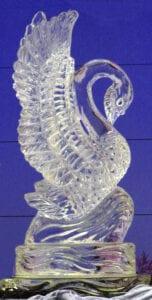 Single Block Swan #2