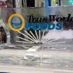 True Wold Foods logo w server