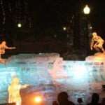 Pipeline Ice Sculpture Boston