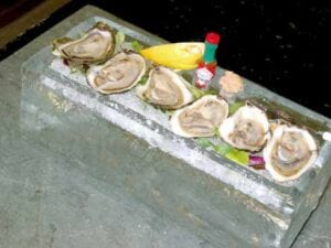 Oyster ice server