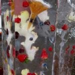 Ginger Berry Ice Luge