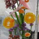 table-top-martini-bar-pics-'11-good-orange-and-purple-2