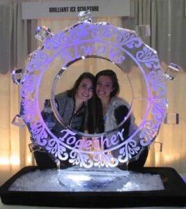 together forever ice frame '16