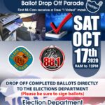 Ballot Drop Off