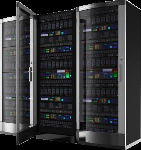 Electric-City-Web-Company-Servers