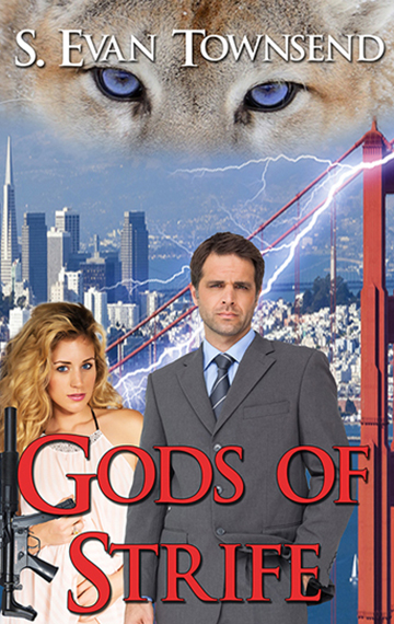 Gods of Strife (Adept Series #4)