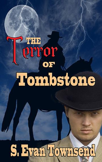 The Terror of Tombstone (Adept Series Western)