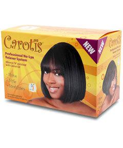 Carotis Hair Relaxer Kit