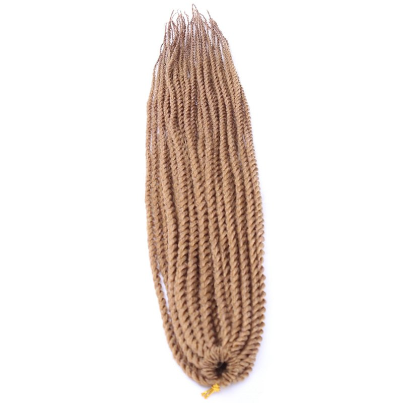 Stunning Long Synthetic Dreadlock Braided Hair Extension For Women