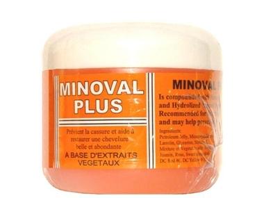 Minoval Hair Loss Treatment PLUS 4 oz / 120 ml