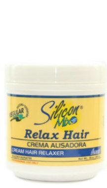 Silicon Mix Regular Hair Relaxer Cream 16 oz / 450 g