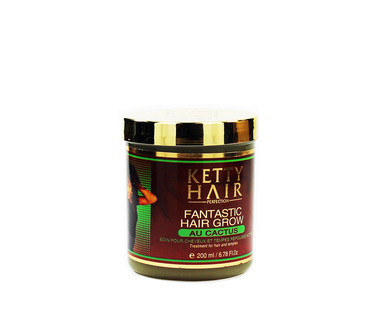 Ketty Hair Fantastic Hair Grow Cactus 6.78 oz / 200 ml