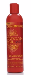 Cream of Nature w/Argan Oil Moisture & Shine Shampoo 12 fl oz