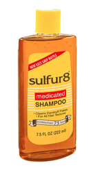 Sulfur 8 Deep Cleaning Shampoo 7.5 oz