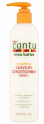 Cantu Smoothing Leave‑In Conditioning Lotion 10oz