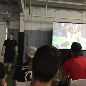 Adam Feit, the Director of Sports Performance at RYPT, talking about jump training.